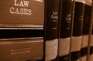 法律の本の写真