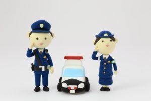 警察官の写真
