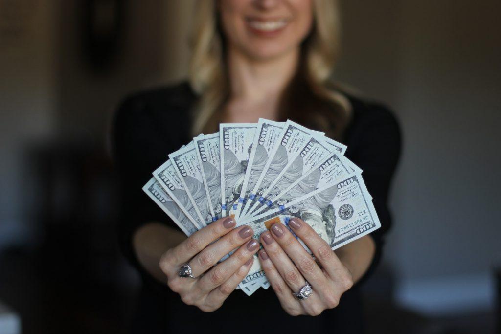 給料の写真