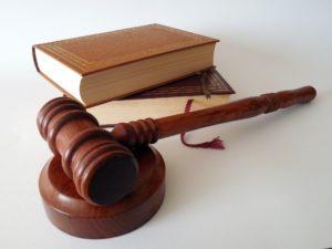 裁判の写真