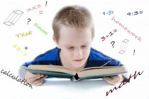 理解する子供の写真