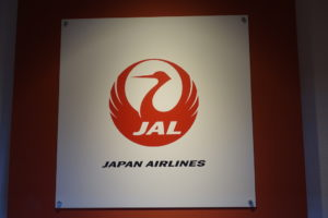 JALのマーク