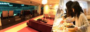 JALスカイビューシートのフリースペース