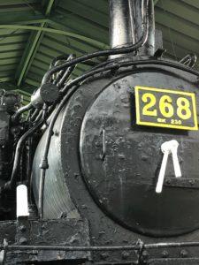 SL機関車の写真1