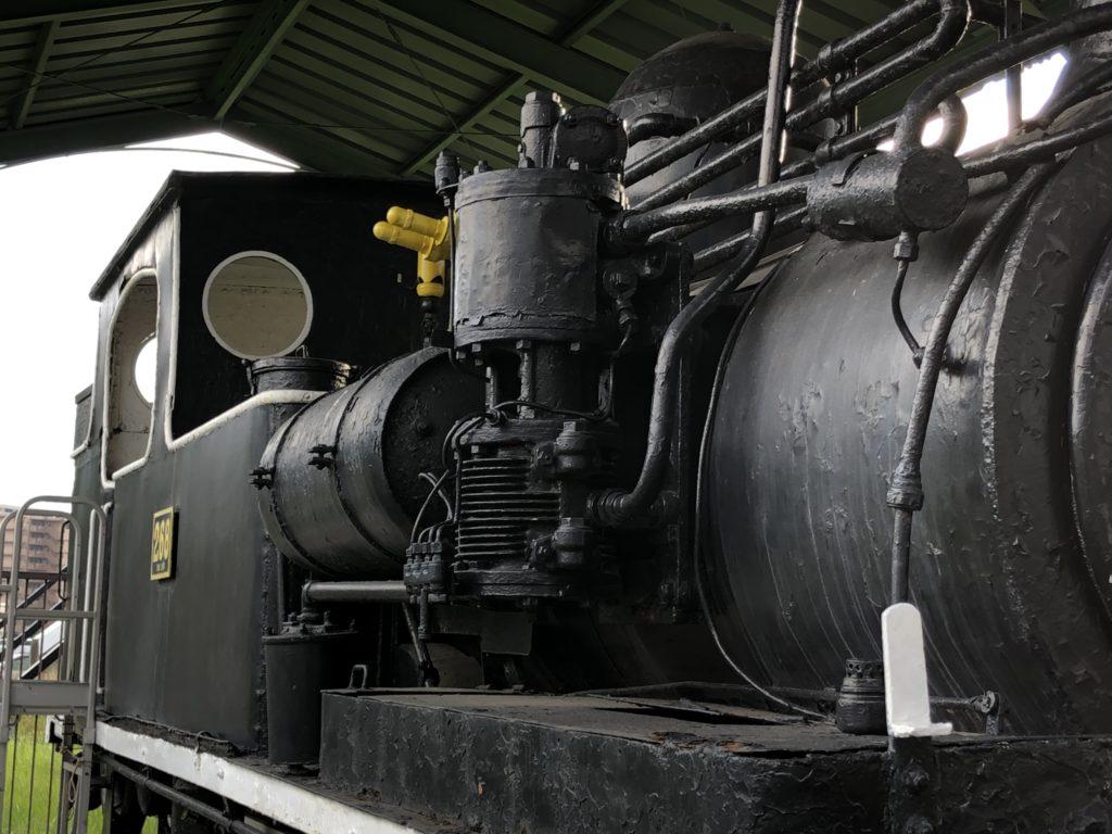 SL機関車の写真3