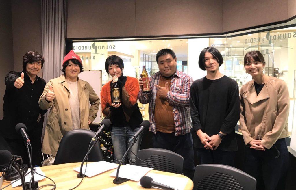 2019年11月24日CROSS FM放送(コバルトボーイ)