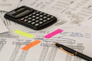 財務分析の写真