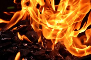炎(情熱)の写真