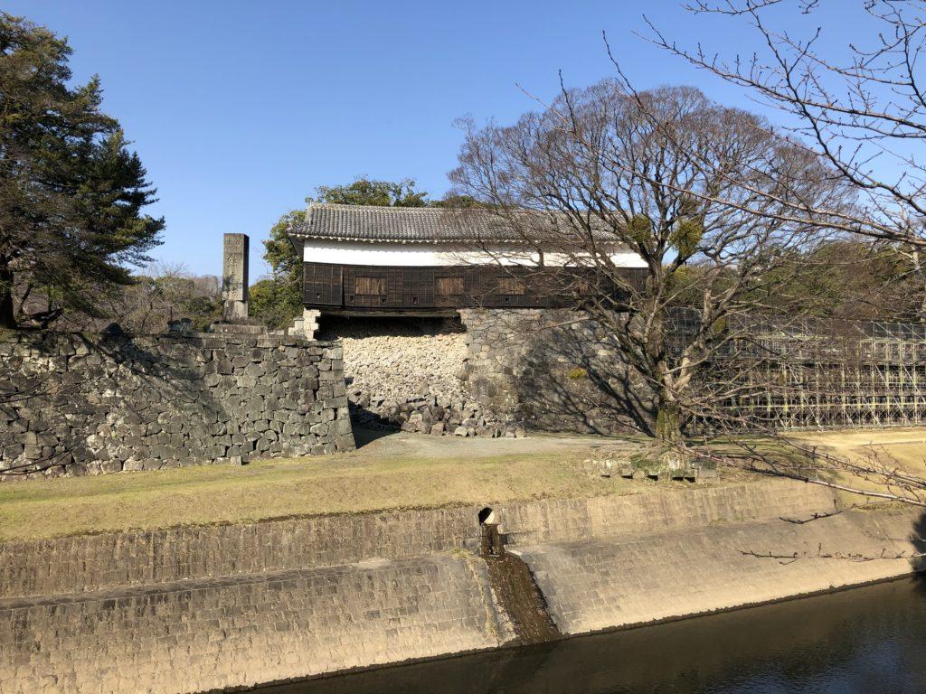 熊本城周辺その1