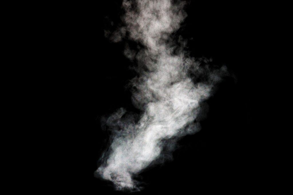 水蒸気の写真