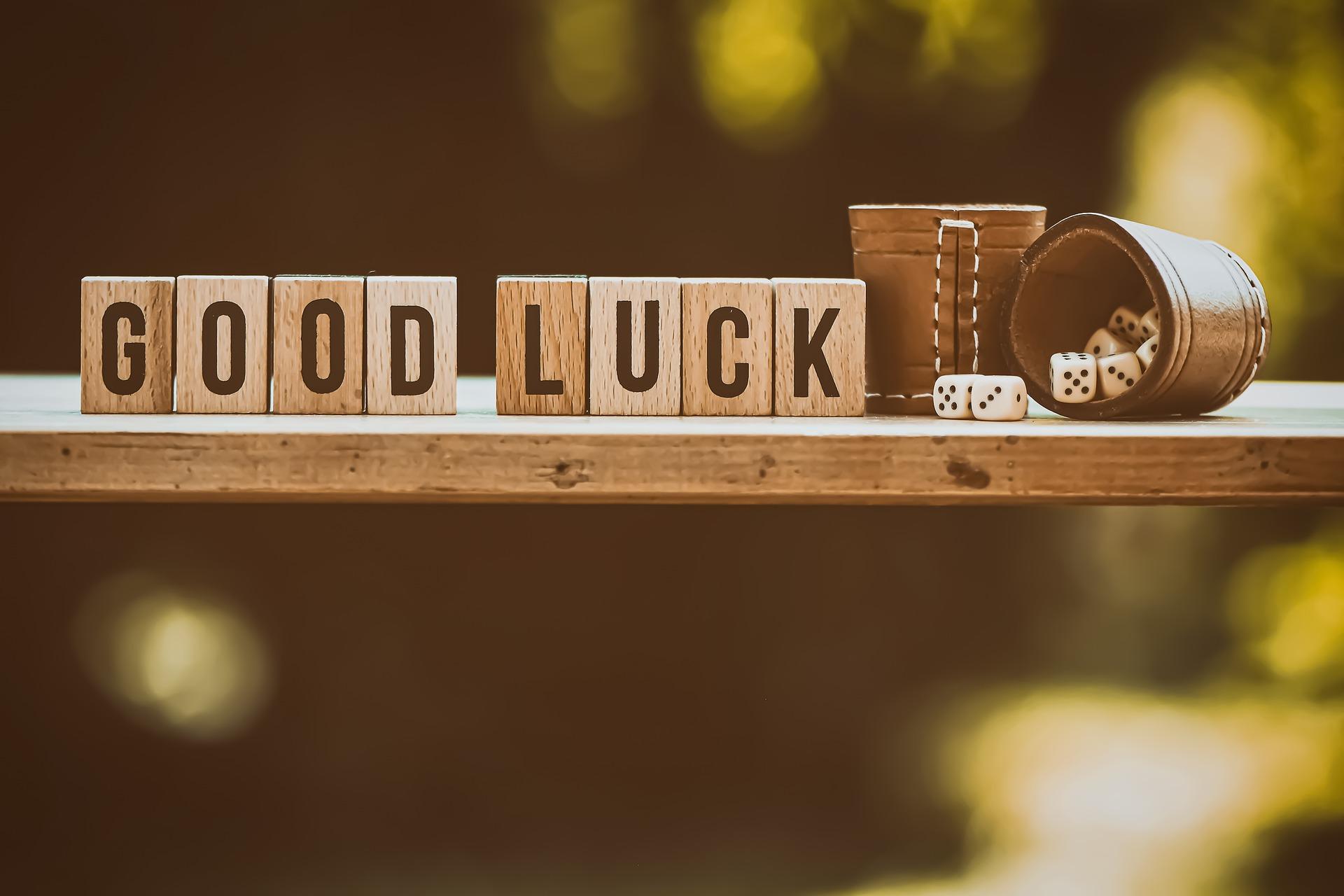 good-luckの写真