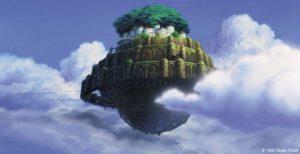天空の城ラピュタ の写真