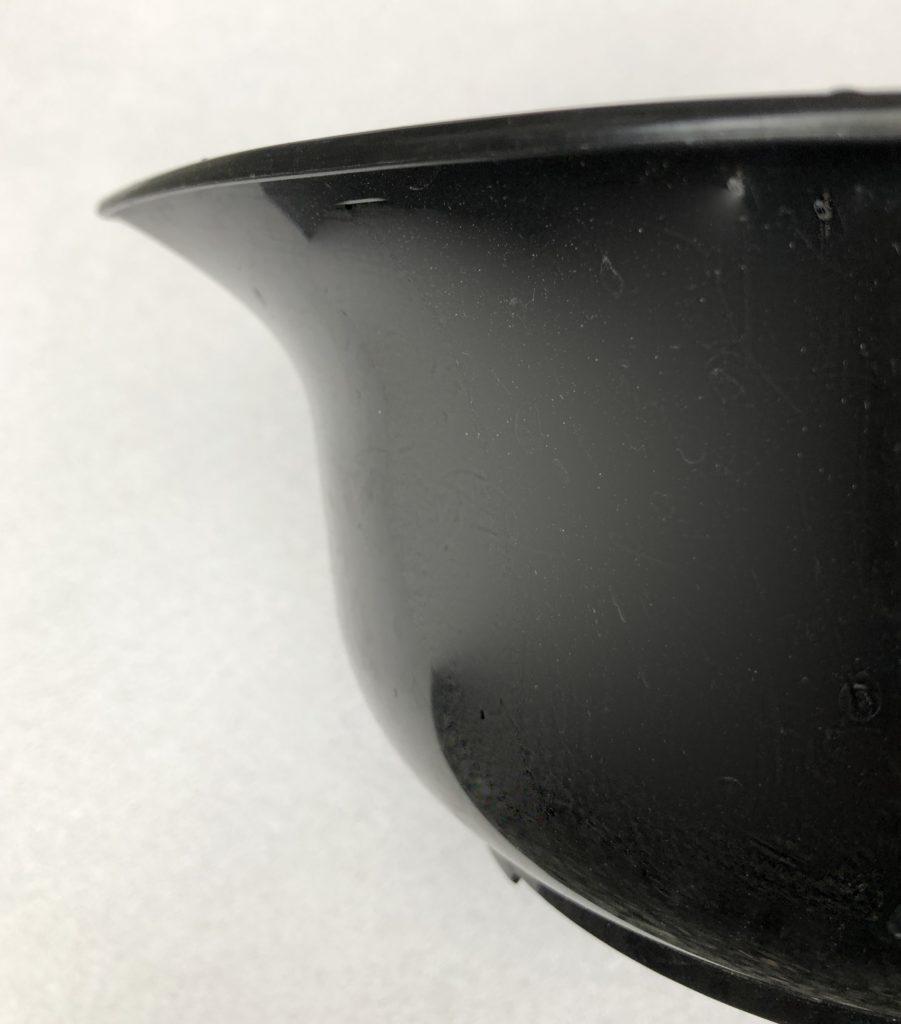 【セリア製】メダカのボウル・その3の写真