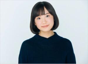 芦田愛菜さんのスクリーンショット/公式ホームページより